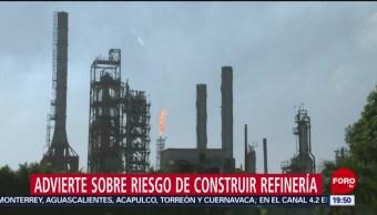Foto: Moody's Mayor Costo Refinería Dos Bocas 13 de Mayo 2019