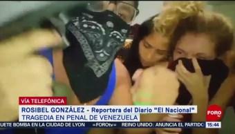FOTO: Motín en comisaría de Venezuela deja 23 muertos, 24 MAYO 2019