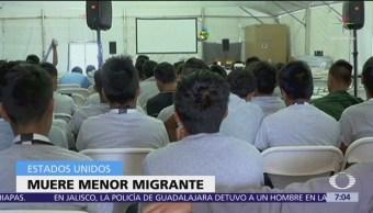Muere adolescente guatemalteco en estación fronteriza de Texas
