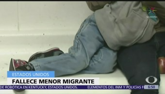 Muere menor migrante detenido por Patrulla Fronteriza en Texas
