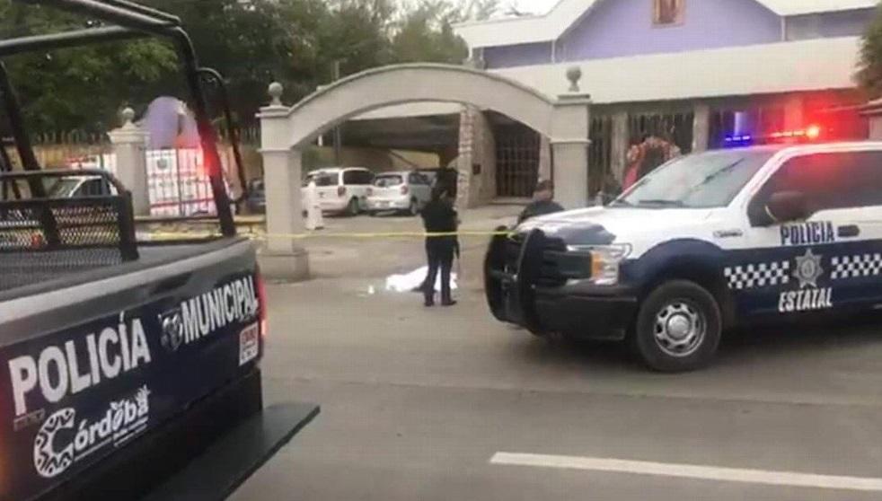 Foto: Dos muertos por ataque a iglesia en Veracruz, mayo 19 de 2019 (Imagen: presencianoticias.com)