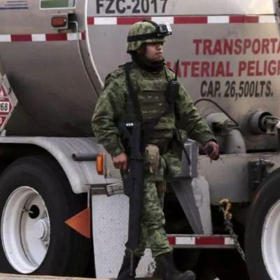 Enfrentamiento deja 1 marino muerto y 3 lesionados en Puebla