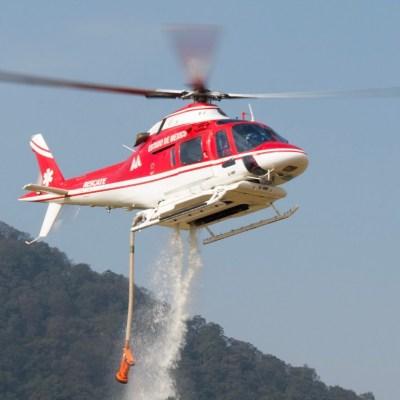 Controlan incendio que afectó 640 hectáreas de bosque en Ocuilan, Estado de México