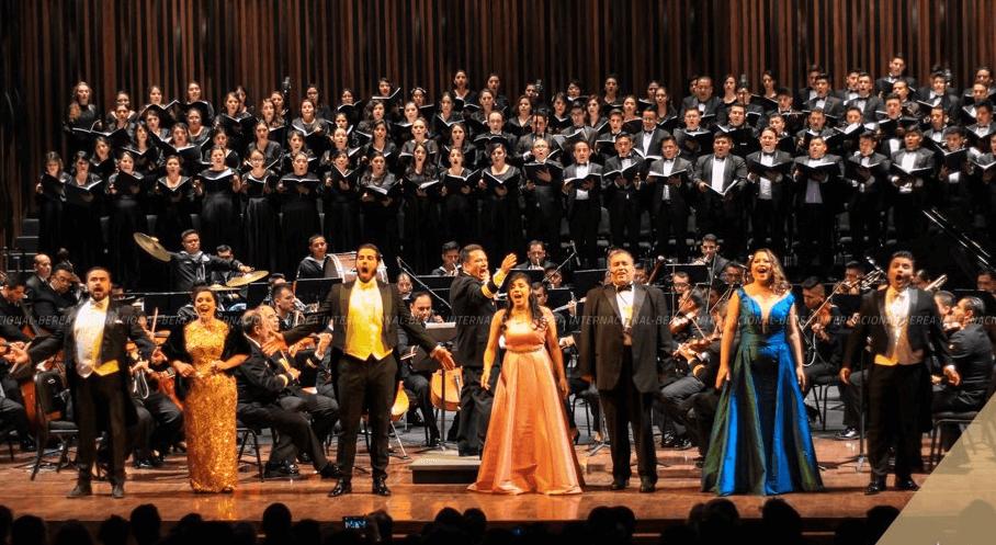 Foto: Ópera 'El guardián en el espejo', 15 de mayo de 2019, Ciudad de México