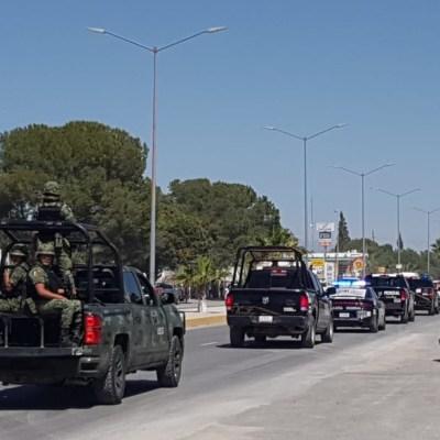 Atacan a policías en Coahuila; uno resulta lesionado