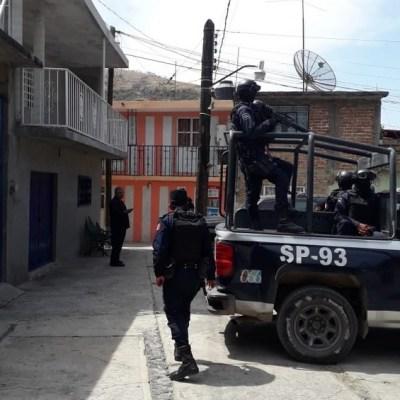 Detienen a seis presuntos integrantes del CJNG en Guanajuato