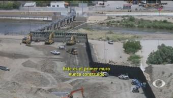 Foto: Organización Privada Construye Muro México Eeuu 28 Mayo 2019