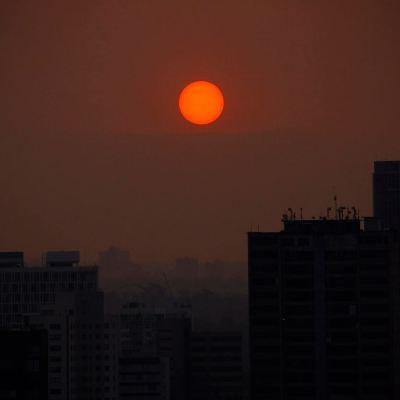 Valle de México amanece con doble contingencia ambiental; endurecen el Hoy No Circula