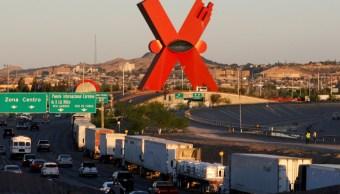 Foto: Panorámica de Ciudad Juárez, Chihuahua. 7 de mayo 2019. AP