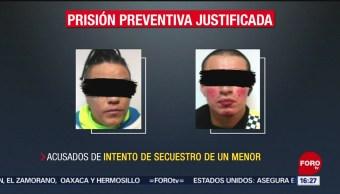 FOTO : Payasos secuestradores en Neza fueron vinculados a proceso