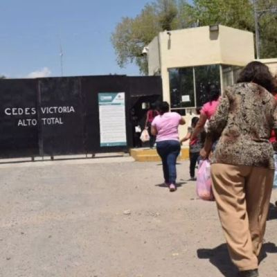 Riña en CEDES de Tamaulipas deja 4 internos lesionados