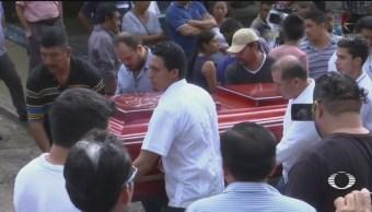 Foto: Peregrinos Chiapas Accidente Veracruz Autobús 31 Mayo 2019