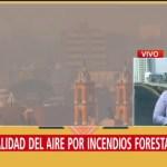 Persiste la mala calidad del aire en Puebla