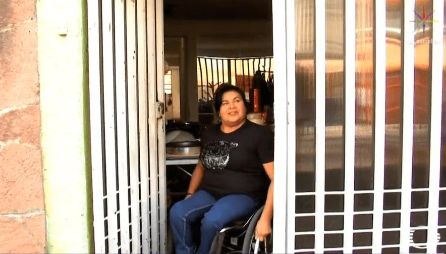 FOTO 9 millones con discapacidad, sin pensión, denuncian ONGs Noticieros Televisa mayo 2019
