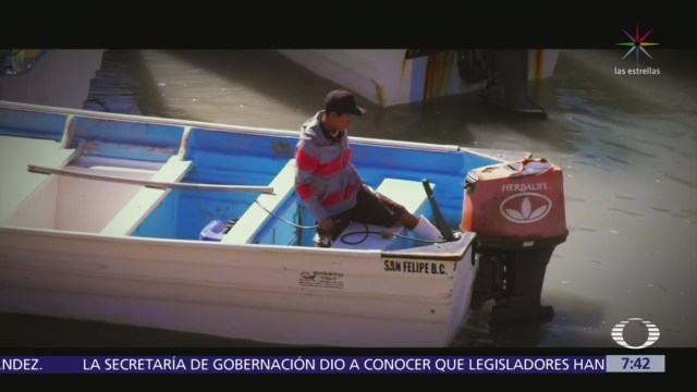 Pescadores de California protestan contra gobierno