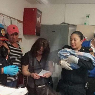 Nace niño en el metro de la CDMX; la madre, de 14 años, fue trasladada al hospital