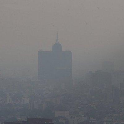 ¿Por qué hay tanto humo en la CDMX?