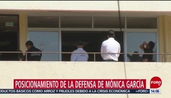 FOTO:Posicionamiento de la defensa de directora del Rébsamen, 11 MAYO 2019