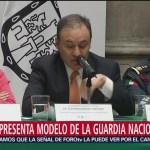 Foto: Despliegue Funciones Guardia Nacional 17 Mayo 2019