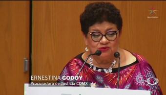 Foto: Procuraduría Capitalina Ofrece Disculpa Caso Lesvy 2 de Mayo 2019
