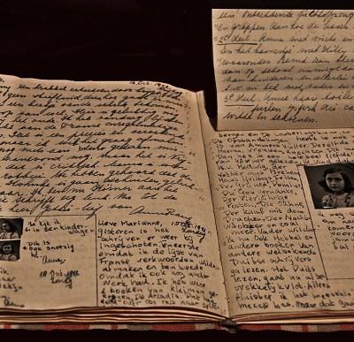 Publican diario de Ana Frank en versión original y completa por primera vez