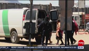 Foto: Operativos Cruce Fronterizo Coahuila 13 de Mayo 2019