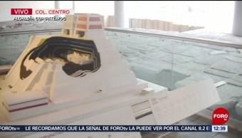 Reconocen a visitante '20 millones' en Museo del Templo Mayor