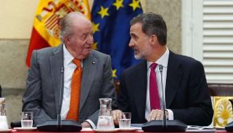 FOTO Rey Juan Carlos anuncia que se retira de la vida pública (EFE 27 mayo 2019 madrid)