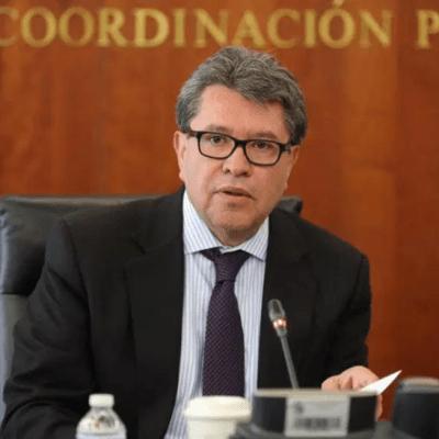 'Son gajes del oficio', dice Monreal tras fracaso de Reforma Educativa