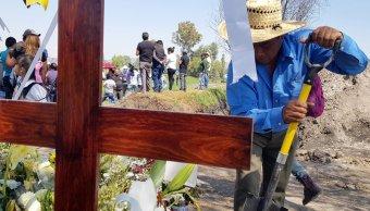 'Esquititos', la única víctima de Tlahuelilpan que sigue en la morgue