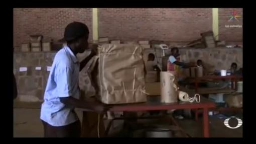 Foto: Ruanda Ejemplo Mundial Manejo Desperdicios Sólidos 14 de Mayo 2019