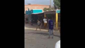 Foto Ataque Vecinos Clave Internet 14 Mayo 2019