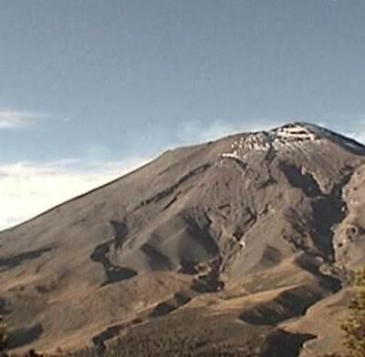 Semáforo de alerta volcánica del Popocatépetl cambia a Amarillo Fase 2