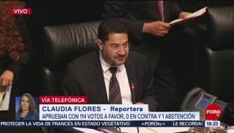 FOTO: Senado aprueba Ley de Registro de Detenciones; pasa a Diputados