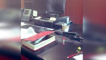 Foto: El senador Martí Batres dice que se reforzarán las medidas de seguridad en el Senado de la República tras la explosión del libro bomba que lesionó a la senadora Citlalli Hernández, 30 mayo 2019