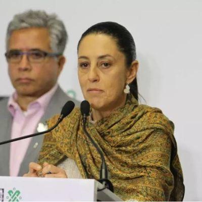 Sheinbaum rechaza negociación en el caso Rébsamen