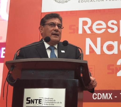 FOTO: Revela SNTE extorsiones a maestros en Guerrero, Tamaulipas y Jalisco, el 12 de enero de 2020