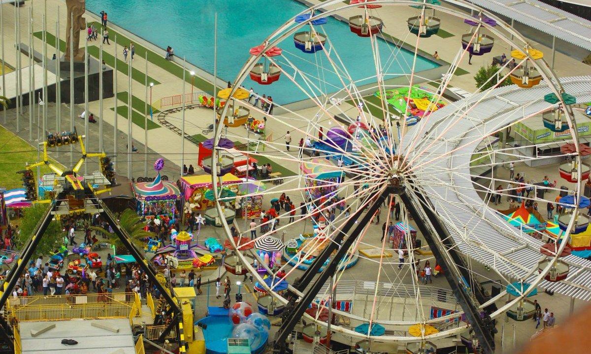 Foto Sujetos armados roban un millón de pesos en la Feria de Puebla 6 mayo 2019