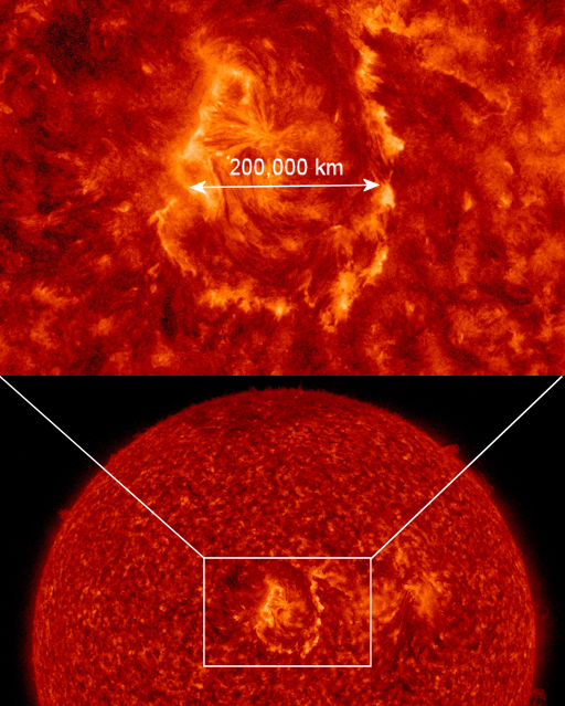 FOTO Tormenta solar azota la Tierra, podría afectar telecomunicaciones (SpaceWeather.com 12 mayo 2019)