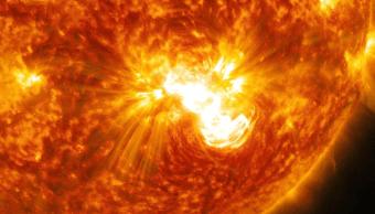 FOTO Tormenta solar mantiene efectos en la Tierra este jueves 16 y viernes 17 de mayo (Twitter)