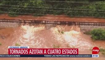 Foto: Tornados Inundaciones Eu 21 Mayo 2019