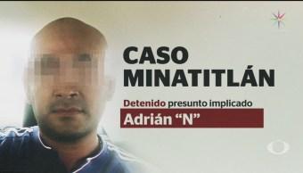 Foto: Pelón Trabajador De Pemex Detenido Masacre Minatitlán 3 de Mayo 2019