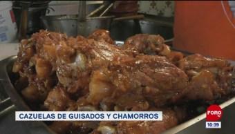 Viernes Culinario: Cazuelas de guisados y chamorros