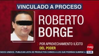 FOTO: Vinculan a proceso a Roberto Borge, exgobernador de Quintana Roo