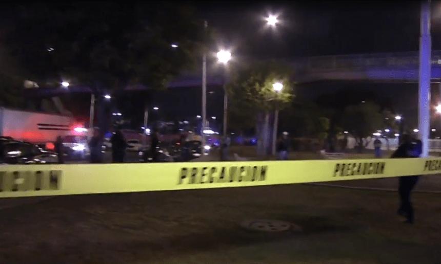 Foto: Violencia durante rescate de un secuestrado, 15 de mayo de 2019, Ciudad de México