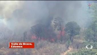 Foto: Incendios Forestales Activos México 10 de Mayo 2019