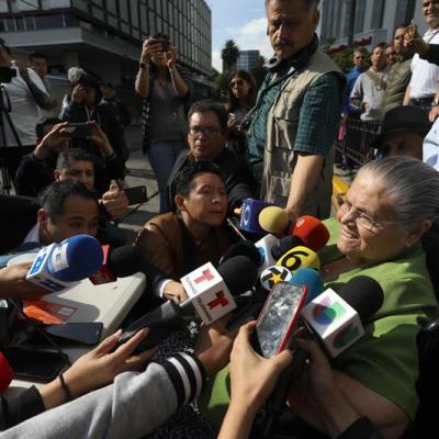 Mamá del Chapo agradece a AMLO, tras obtener visa humanitaria