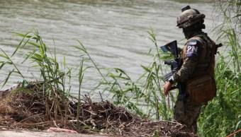 FOTO Mueren ahogados padre e hija en el río Bravo; la mamá ve todo 24 junio 2019
