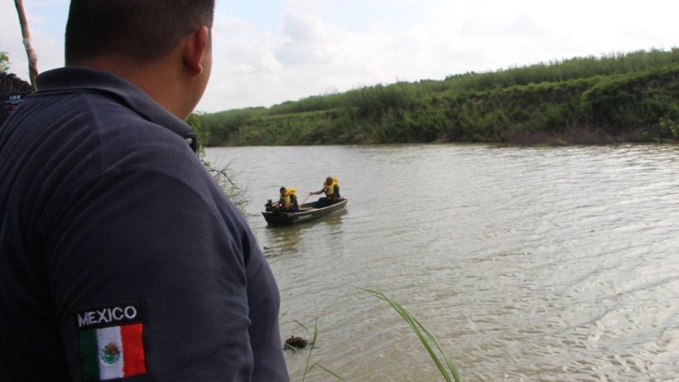 FOTO padre e hija migrantes mueren rio bravo tamaulipas 24 junio 2019