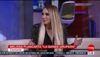 'A puros besos', nuevo sencillo de Melissa Plancarte